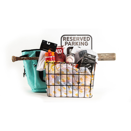 """Photo of Wil Myers """"Favorite Things"""" Basket - Pick-Up Only at Petco Park"""