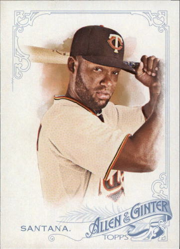 Photo of 2015 Topps Allen and Ginter #160 Danny Santana