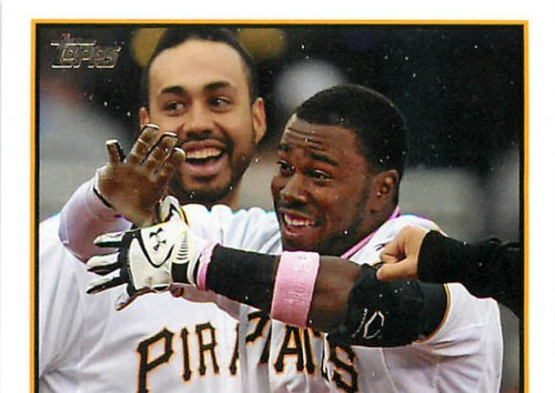 Photo of 2012 Topps Update #US127 Josh Harrison RC