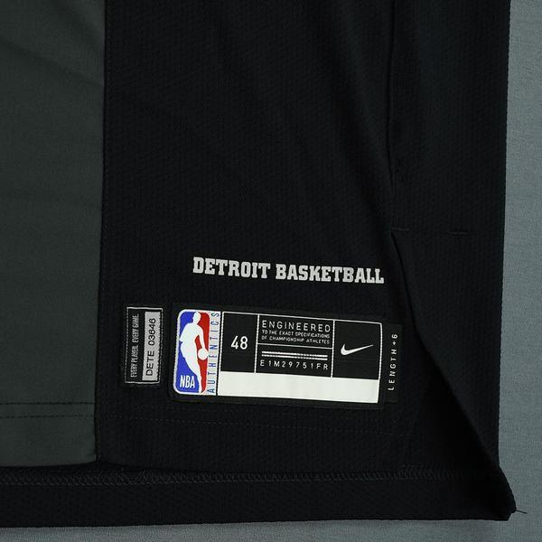 f5a6fc716 Reggie Jackson - Detroit Pistons - Game-Worn City Edition Jersey ...