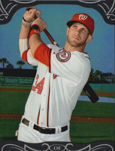 Photo of 2015 Topps Gallery of Greats #GG18 Bryce Harper
