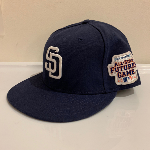 Photo of 2013 All Star Futures Game -  Game Used Cap  -  Yeison Asencio (San Diego Padres) Size - 7 -3/8