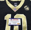 STS - Saints Tre'Quan Smith Game Used Jersey Game Date 11.4.18 W/Tom Benson Memorial Patch Size 40