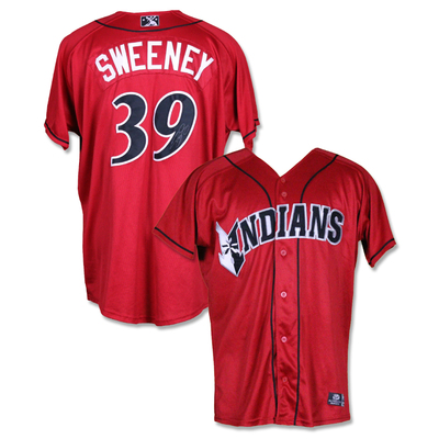#39 Darnell Sweeney Autographed Game Worn Jersey