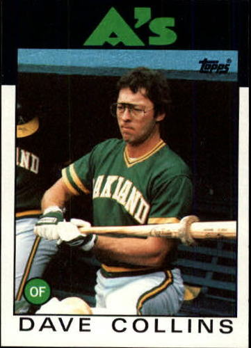 Photo of 1986 Topps #271 Dave Collins