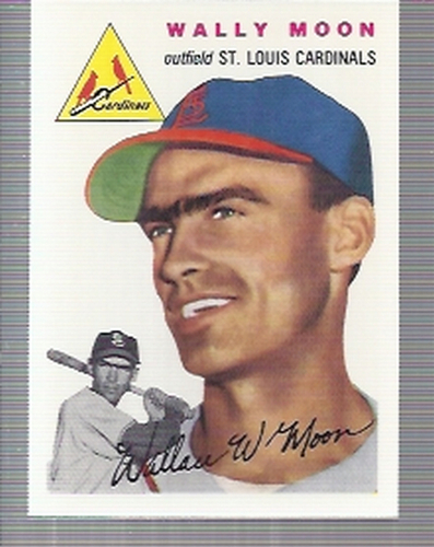 Photo of 1994 Topps Archives '54 #137 Wally Moon