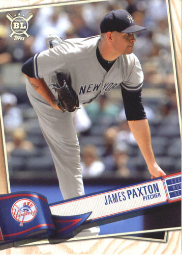 Photo of 2019 Topps Big League #235 James Paxton