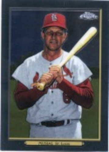 Photo of 2020 Topps Turkey Red '20 Chrome Series 2 #TRC97 Stan Musial
