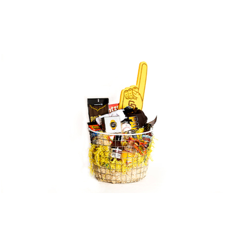 """Photo of Jayce Tingler """"Favorite Things"""" Basket - Pick-Up Only at Petco Park"""