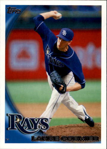 Photo of 2010 Topps Update #US69 Lance Cormier