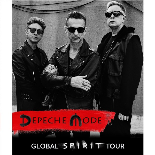 Photo of Depeche Mode Concert + Meet & Greet in Dublin