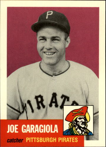 Photo of 1991 Topps Archives 1953 #314 Joe Garagiola