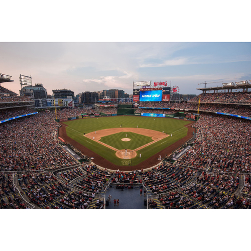 Photo of Nationals 2019 Gameday and Broadcast Booth Experience - Winning bidder can pick up item from the broadcasters on September 24, 2018