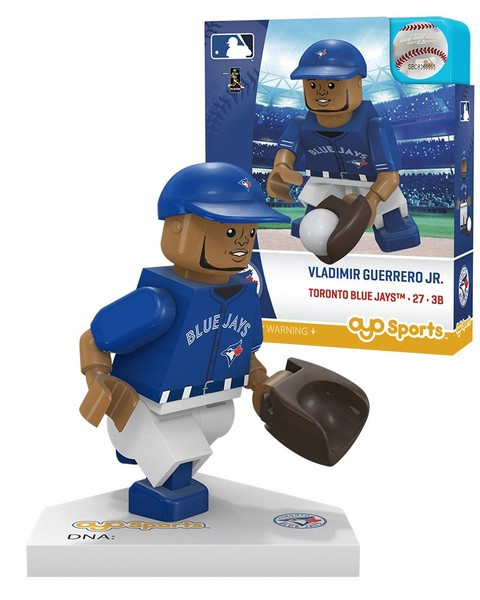 Toronto Blue Jays Guerrero Jr. Toy Figurine by OYO Sports