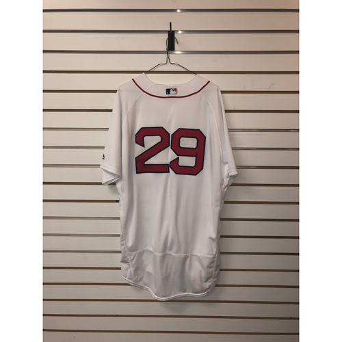 Photo of Brad Ziegler Team Issued 2016 Home Jersey