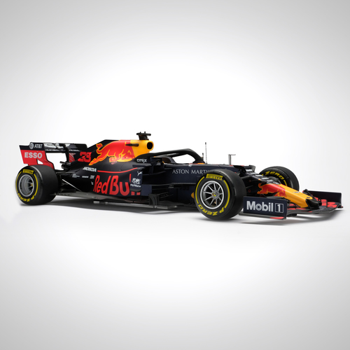 Photo of Max Verstappen 1:8 Scale Red Bull RB15 Model Amalgam Collection (No.70 edition)
