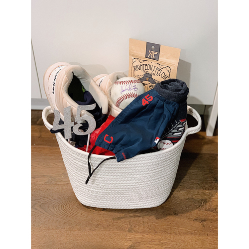 Photo of Adam Plutko Favorite Things Basket