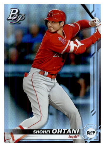 Photo of 2019 Bowman Platinum #2 Shohei Ohtani