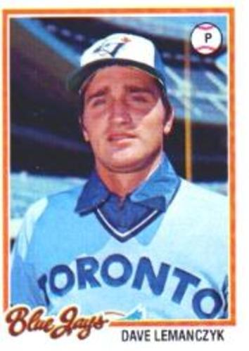 Photo of 1978 Topps #33 Dave Lemanczyk