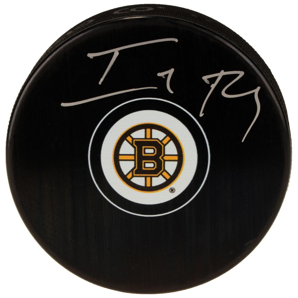 Isaiah Thomas Boston Celtics Autographed Boston Bruins Hockey Puck