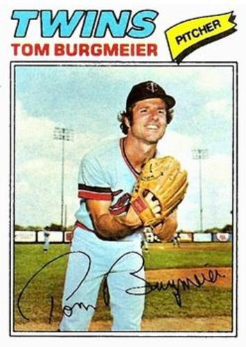 Photo of 1977 Topps #398 Tom Burgmeier