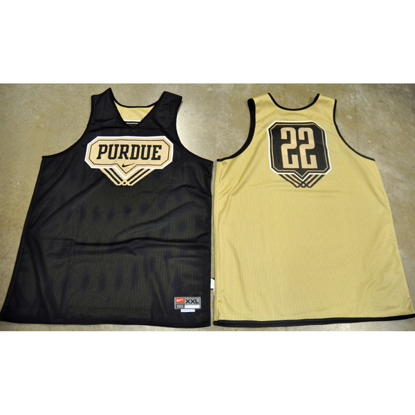 Photo of Nike Men's Basketball Official Practice Jersey // Triple Line // No. 22