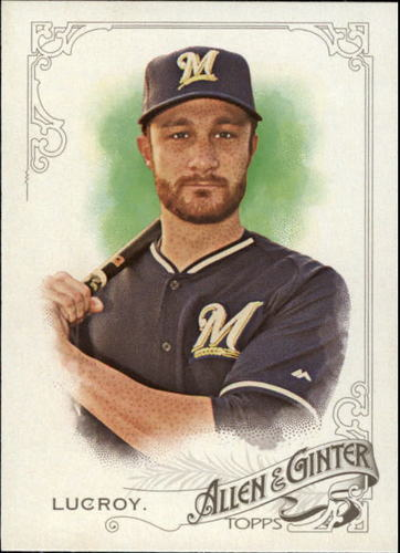 Photo of 2015 Topps Allen and Ginter #165 Jonathan Lucroy