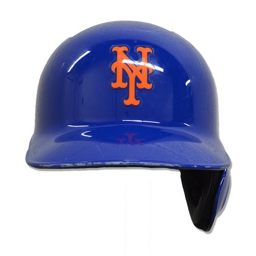 Photo of Seth Lugo #67 - Team Issued Blue Batting Helmet - 2018 Season