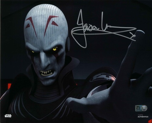 Jason Isaacs As The Grand Inquisitor