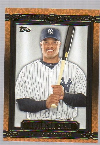 Photo of 2014 Topps Upper Class #UC27 Robinson Cano