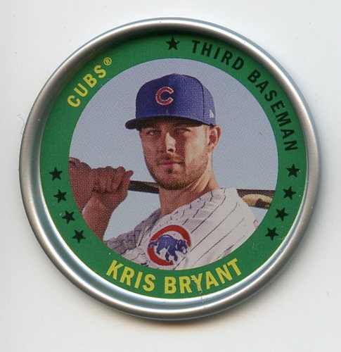 Photo of 2019 Topps Archives Coins #C16 Kris Bryant