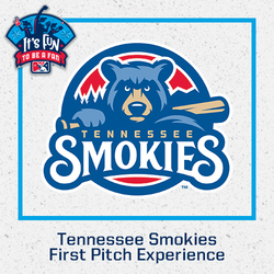 Photo of Tennessee Smokies First Pitch Experience