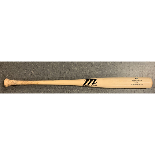 Photo of 2020 Team Issued Broken Bat - #28 Buster Posey - authenticated 8/4/20