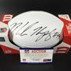 NFL - Ravens Marlon Humphrey Signed Panel Ball W/ 100 Seasons Logo