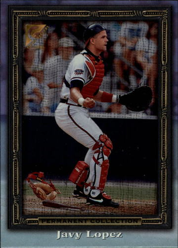 Photo of 1998 Topps Gallery #54 Javy Lopez