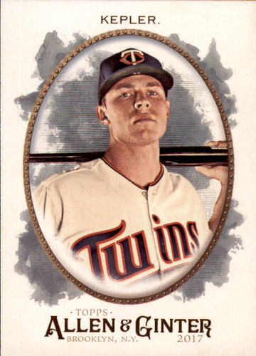 Photo of 2017 Topps Allen and Ginter #300 Max Kepler