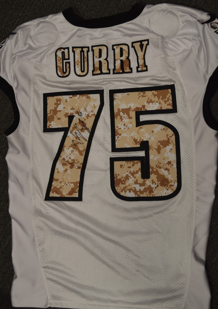 wholesale dealer c29bb 0f55f NFL Auction | EAGLES - VINNY CURRY SALUTE TO SERVICE SIGNED ...