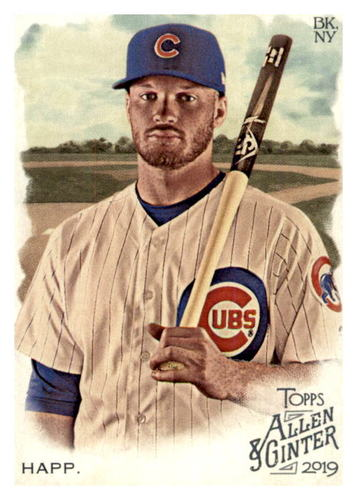 Photo of 2019 Topps Allen and Ginter #298 Ian Happ