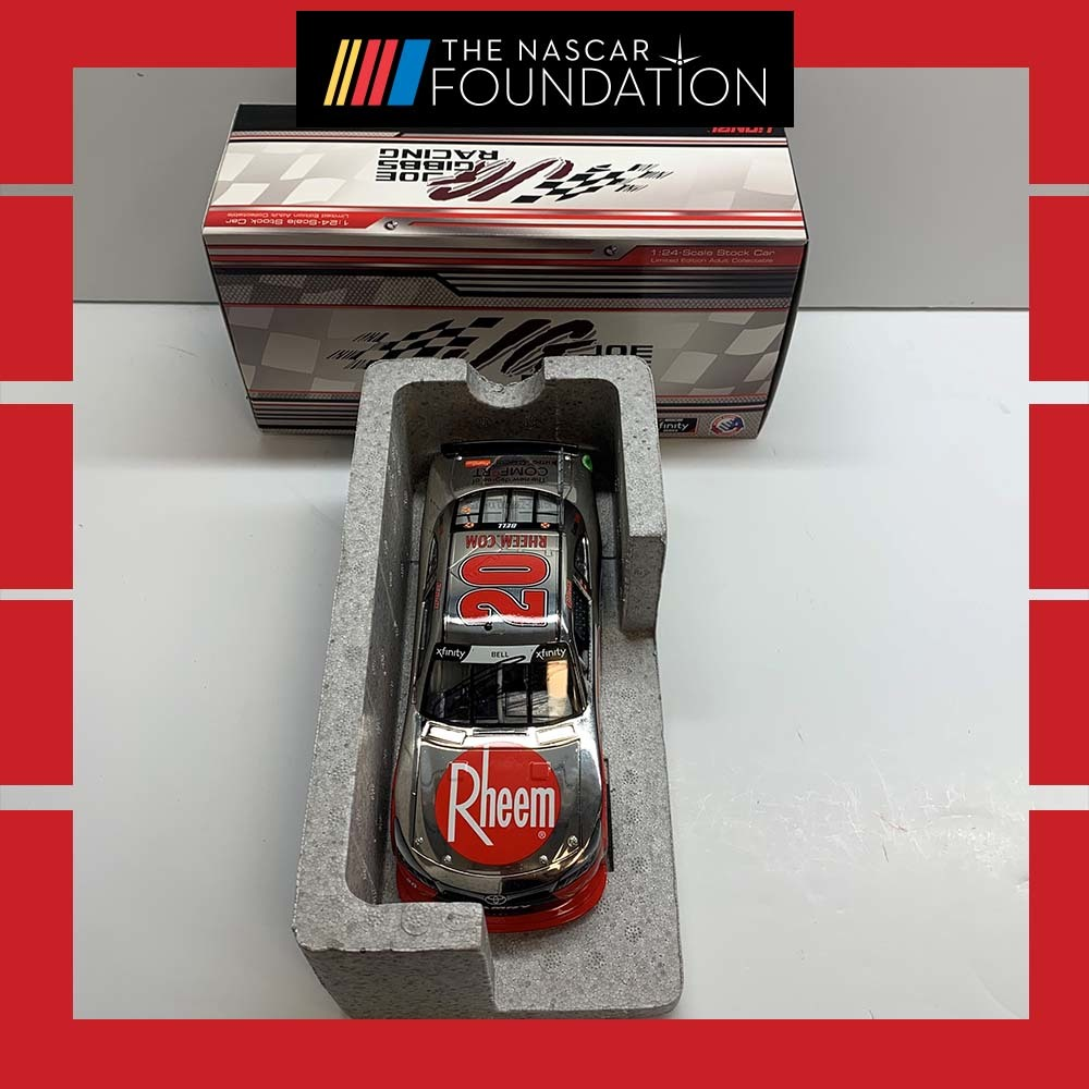 NASCAR's Christopher Bell Autographed Diecast!