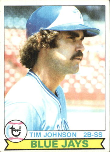 Photo of 1979 Topps #182 Tim Johnson