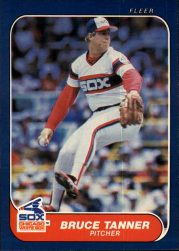 Photo of 1986 Fleer #218 Bruce Tanner