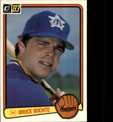 Photo of 1983 Donruss #127 Bruce Bochte