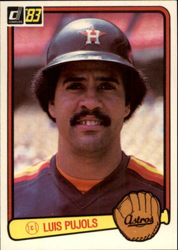 Photo of 1983 Donruss #642 Luis Pujols