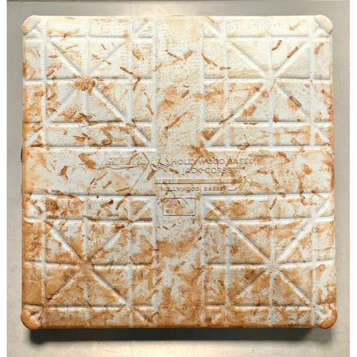 Game Used First Base: Bobby Dalbec Homers in Fifth Straight Game - Innings 4-6 - September 10, 2020 v BOS