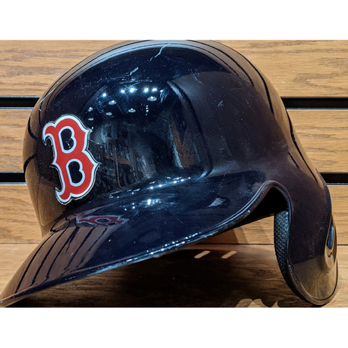 Photo of #31 Team Issued Batting Helmet
