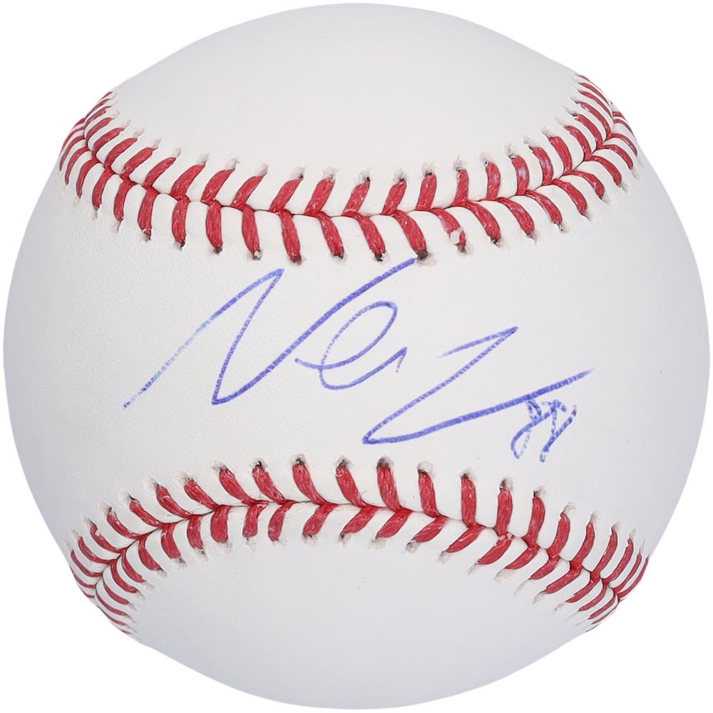 Martin Necas Carolina Hurricanes Autographed Baseball - NHLA Auctions Exclusive