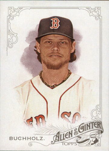 Photo of 2015 Topps Allen and Ginter #168 Clay Buchholz