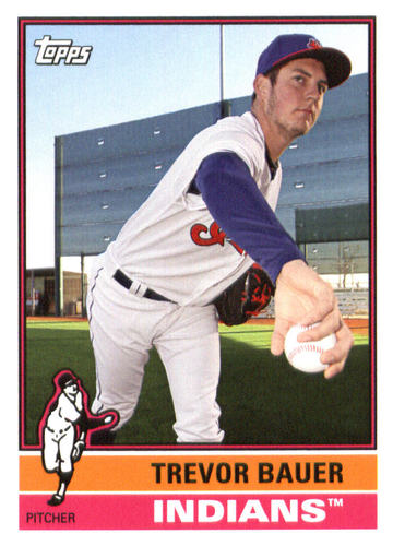 Photo of 2015 Topps Archives #174 Trevor Bauer