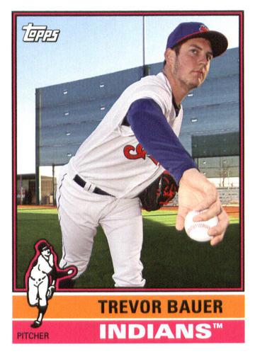 Photo of 2015 Topps Archives #174 Trevor Bauer