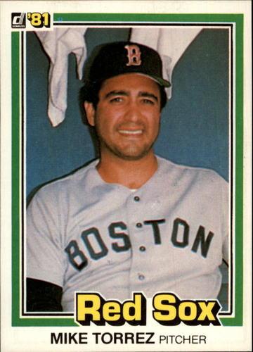 Photo of 1981 Donruss #216 Mike Torrez
